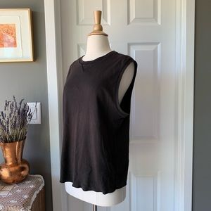 Vintage distressed Express muscle tank 1265